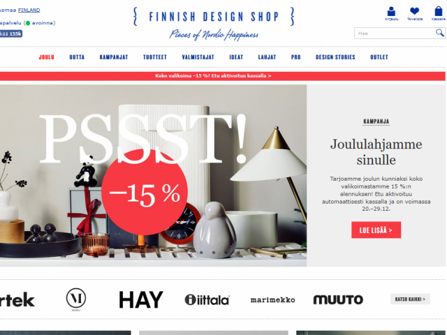 Finnish Design Shop