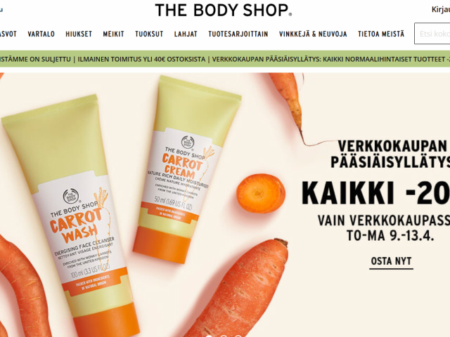 the-body-shop-alennuskoodi