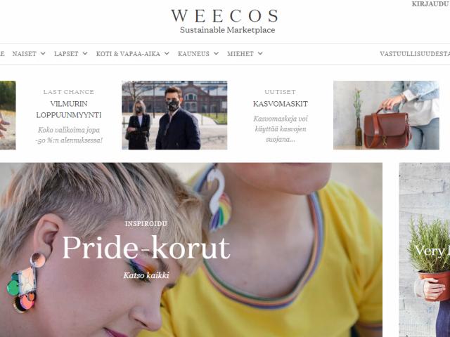 weecos-alennuskoodi